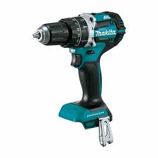 "Makita XPH12Z 18V LXT Lithium-Ion Brushless Cordless 1/2"" Hammer Driver-Drill"