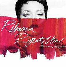 RIHANNA - RIGHT ON - CD SINGLE BRAND NEW UNPLAYED 2013 - 2 TRACKS