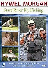 Hywel Morgan - Start River Fly Fishing (DVD, 2009)