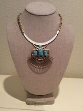 Stella and Dot Sunray Pendant Necklace New