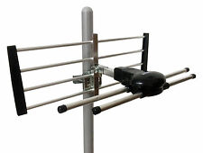 Q734 - Mini antenna TV per esterno DVBT - DVBT2