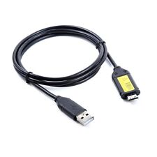 USB DC Battery Charger +Data SYNC Cable Cord Lead for Samsung SL630 SL620 Camera