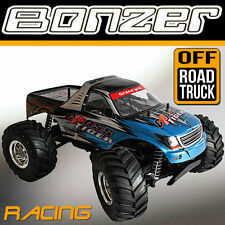 HBX MONSTERTRUCK 4WD BONZER CROSS TIGER TRUCK BUGGY *ALL INCLUSIVE* AU1 BLAU