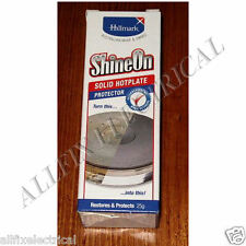 Hillmark ShineOn Solid Hotplate Protector & Polish - Part # CL030