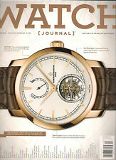 NEW! WATCH JOURNAL 12:2012 December 2012 Vacheron Constantin Watches