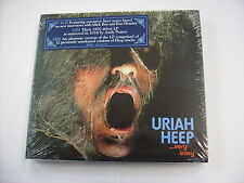 URIAH HEEP - VERY EAVY VERY UMBLE - 2CD NEW SEALED 2016