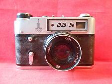 FED 5B Kamera Camera Lens FED I61L/D 2,8/53 M39 UdSSR CCCP  Olimpia 80