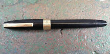Sheaffers PFM 3 ~ Pen For Men ~ Black w/ Gold Trim
