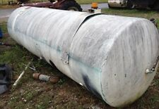 1000 GALLON SEPTIC PORTA POTTY FIBERGLASS TANK + STEEL BED PUMP TRUCK VACUUM