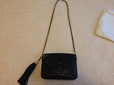 Vtg Chanel Chevron Pattern Purse - I.Magnin from 1993