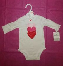 Carter's BABY CREEPER Bodysuit 3 MONTHS NWT ~ One-Piece ~ CUTE!!!