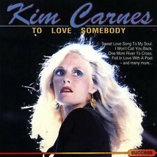 Kim Carnes To love somebody (compilation, #success22552cd) [CD]