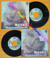 LP 45 7'' ARJAN BRASS Leonie The rain keeps falling 1976 italy no cd mc dvd
