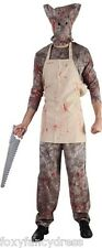 HALLOWEEN EVIL SLAYER MEN'S FANCY DRESS ONE SIZE CHEST 127cm