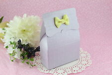 """3.5""""x1.5"""" Favor Gift Box,Wedding Baby Party Candy Jewelry Bag 25/50/100/200"""