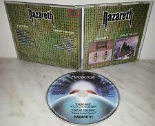 CD NAZARETH - EXERCISES / HAIR OF THE DOG - RUSSIA PRESS - CDM 198-45