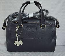 Radley 'Odessa' Navy Leather Multiway Shoulder Bag BNWT RRP £189 Dust Bag