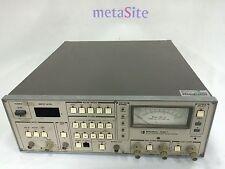 Shibasoku NTSC Color Video Noise Meter 925D/1 M52769009