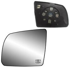 2007-2014 Toyota Sequoia Tundra Driver Side Heat Power Mirror Glass w/Backing