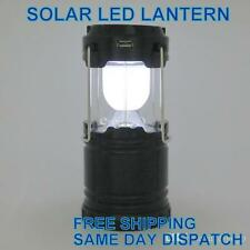 White 5W LED Outdoor / Indoor Emergency Camping Solar/Rechargeable Light Gl-85