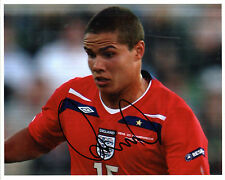 JACK RODWELL IN ENGLAND STRIP HANDSIGNED COLOUR PHOTOGRAPH 10 x 8
