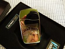 ZIPPO JACK DANIEL'S BLU BUTANE GAS TORCH LIGHTER 2008