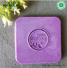 DIY Natural Patterns 4X4cm 0060 Natural Handmade Acrylic Soap Seal Stamp Molds