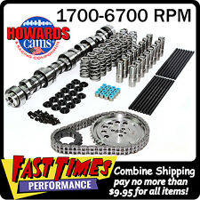 "HOWARD'S LS1 American Muscle™ 267/276 525""/525"" 112° GM LS Comp Cam Camshaft Kit"