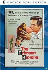 The Crimson Kimono - Glenn Corbett, James Shigeta, Victoria Shaw - 1959 DVD