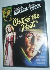 Out of the Past (DVD, 2004), NEW AND SEALED, VERY RARE, FULL SCREEN, REGION 1