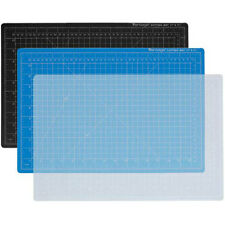 "Dahle 18"" x 24"" Vantage Blue Self-Healing Cutting Mat - 10692"