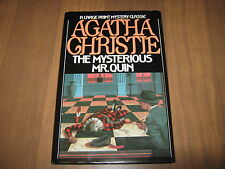 Agatha Christie: The Mysterious Mr. Quin by Agatha Christie (1991, Hardcover, La