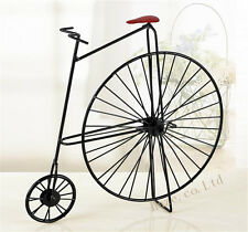 Vintage Retro Bike Bicycle Model Home Decor Table Decoration Gifts