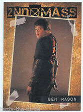 Falling Skies Season 1 Trading Chase Card  2nd Mass SM5 Serial Number 166 of 325
