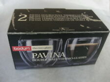 New Pavina Thermo Drinking Glass - Bodum Bland - Lovelynvin