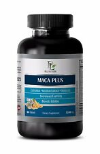 Maca gold MACA PLUS ORGANIC COMPLEX 1300 mg Alleviate symptoms of menopause 1B