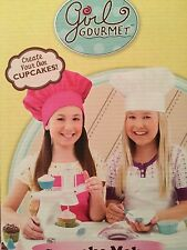 Girl Gourmet Microwave Cupcake Maker - Bake Frost Decorate Jakks Pacific