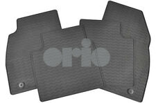 Genuine Saab 9-5 Rubber Winter All-Weather Floor Mats Set (2010-2011 9-5NG) NEW