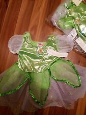 NWT DISNEY TINKER BELL COSTUME 12 MOS  SO CUTE!!!