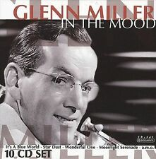 In the Mood [Documents Classics Box] [Box] by Glenn Miller (CD, May-2006,...