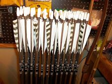 Old South Cedar Arrows- 50/55# with field points, Quick ship, 104.99 Delivered