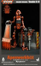 Hot Toys x Winson Classic Creation Apexworkbot Double U-01 Colour Ver 1/6 Figure