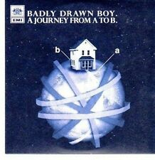 (BN204) Badly Drawn Boy, A Journey From A To B - DJ CD