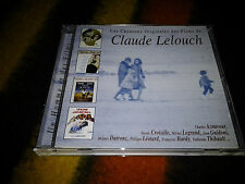 Les Chansons A Man and a Woman CD rare Import Francoise Hardy  Claude Lelouch