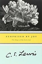 Surprised by Joy: The Shape of My Early Life by C. S. Lewis, (Paperback), Harcou