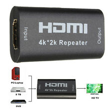 130FT 1080P HDMI Repeater Ripetitore Amplificatore 40M Extender Booster Joiner
