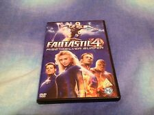 Fantastic 4 Rise Of The Silver Surfer DVD - Chris Evans Jessica Alba Superhero