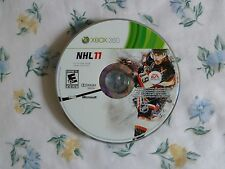 MINT / BRAND NEW condition NHL 11 2011 -- DISC ONLY -- Xbox 360 RN30
