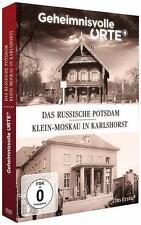 Geheimnisvolle Orte  Das russische Potsdam & Klein-Moskau in Karlshorst DVD  Neu