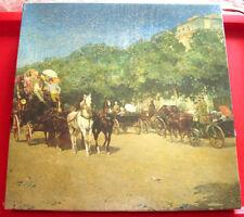 Dei Dorsai Hassam LE JOUR du GRAND PRIX 500+ PUZZLE NUOVO SIGILLATO Cavallo/trasporto